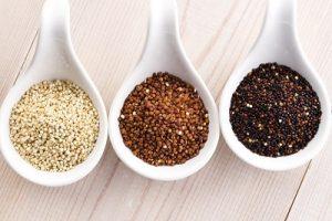 Tipi di Quinoa