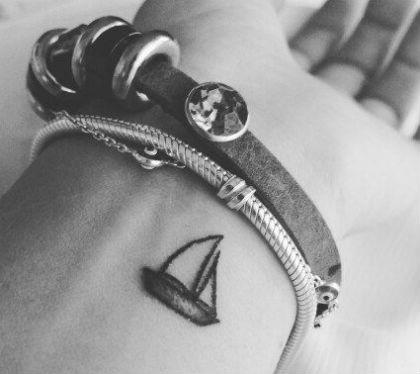 Tatuaggi Barca a vela