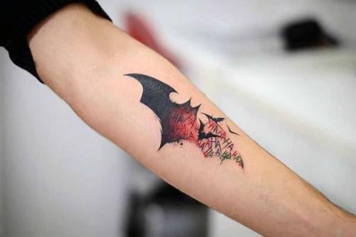 Tatuaggi Logo dei supereroi