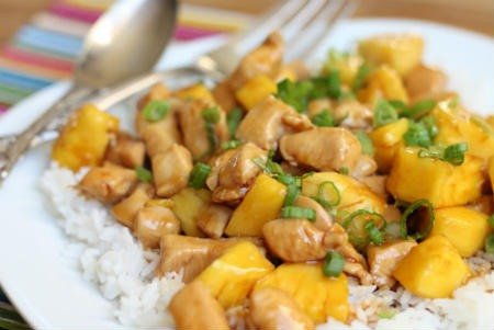 ricette dieta ananas