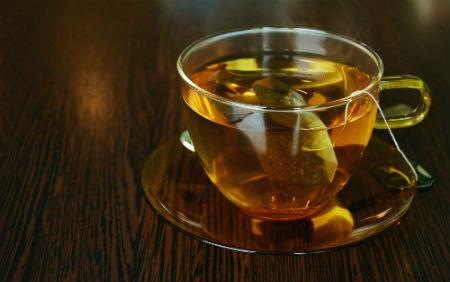 Come bere il te verde