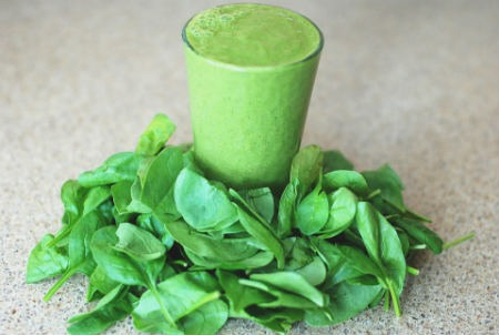 spinaci prevenire lanemia