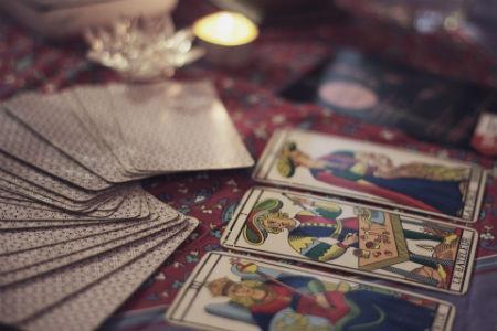 carte dei tarocchi