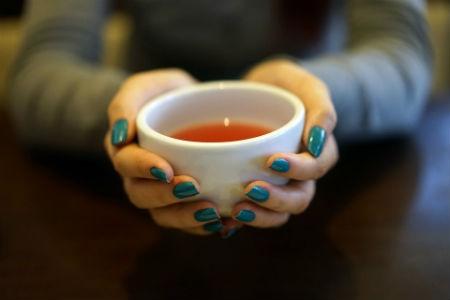 Come bere il te rosso