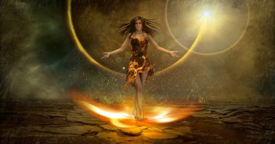 creare un cerchio di protezione magica