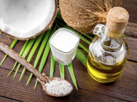 consumo di olio di cocco