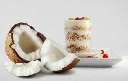 olio di cocco per perdere peso
