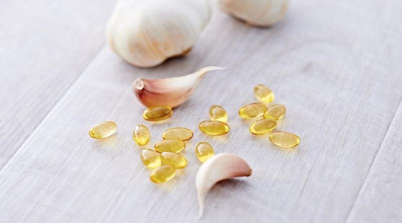 Capsule di aglio