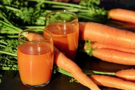 Carota alimenti ricche di vitamina A