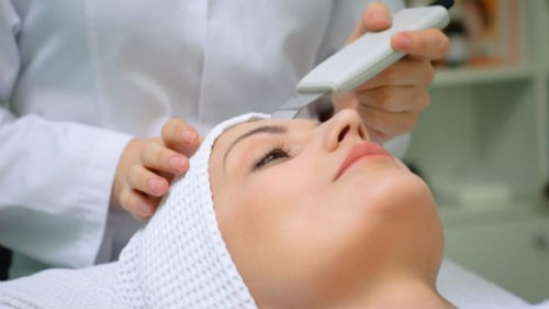 modalita dei peeling ad ultrasuoni